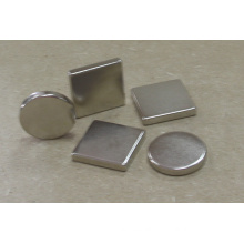 Disc Shape Neodymium Iron Boron Magnets